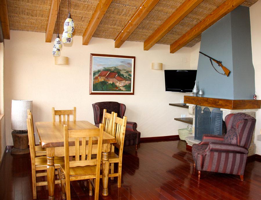 Equipamientos del caser o cocina comedor sala de estar for Mesa supletoria cocina